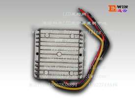 10A车载电源12-5V10A超薄电源-逸云科技